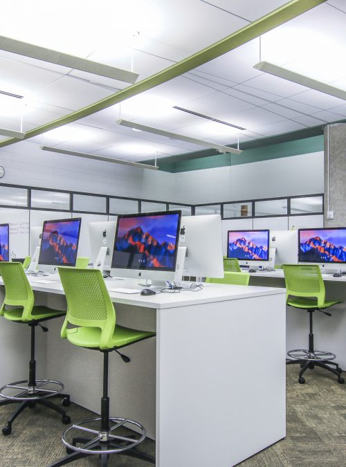 Kent Intermediate School District Tech Space