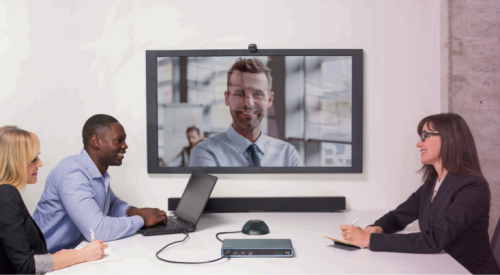Make Conference Calls More Effective and Collaborative with Biamp Devio