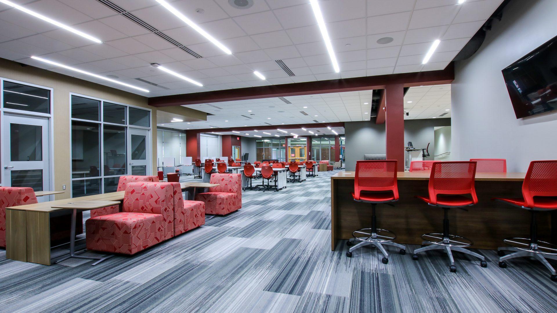 Kentwood Public Schools Collaboration Center