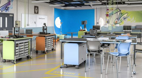 Smith System Furniture for K-12
